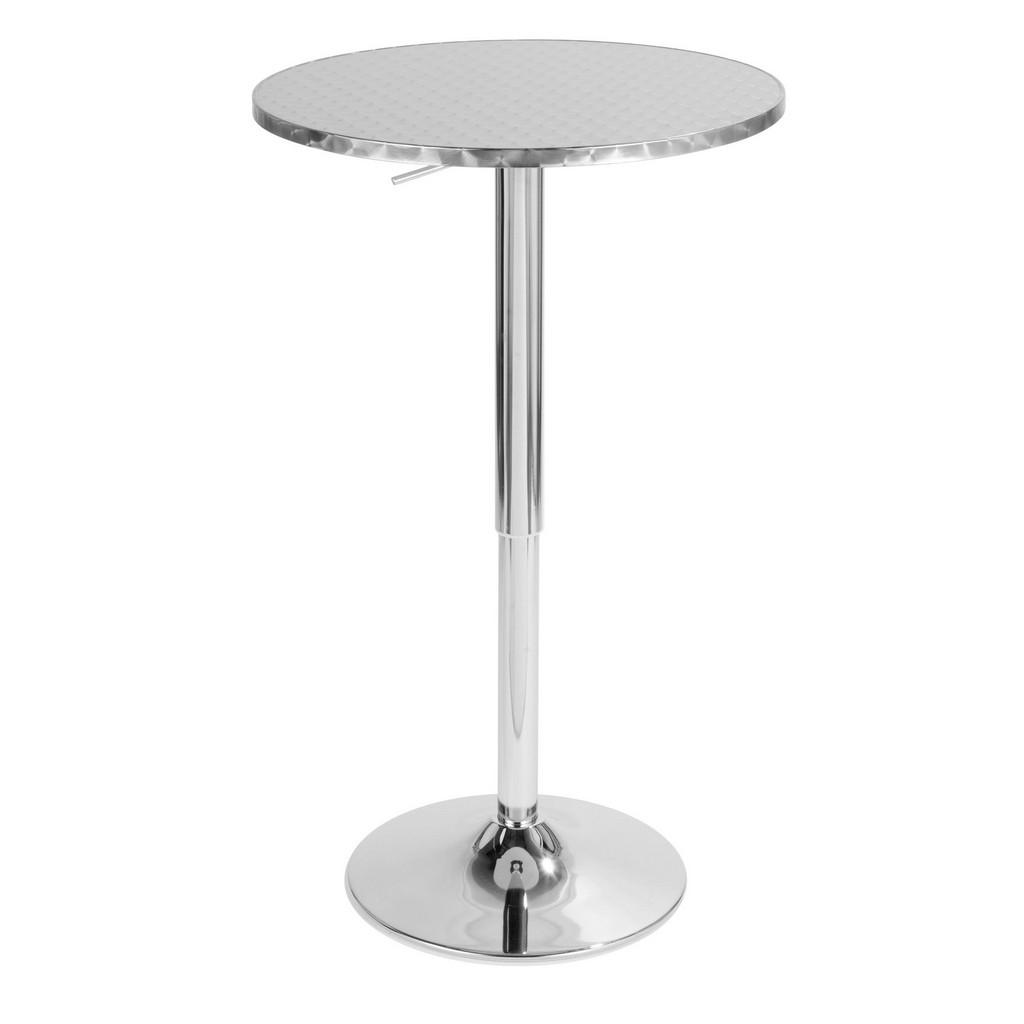 Bistro Round Bar Table - LumiSource BT-TLBISTRO23RN