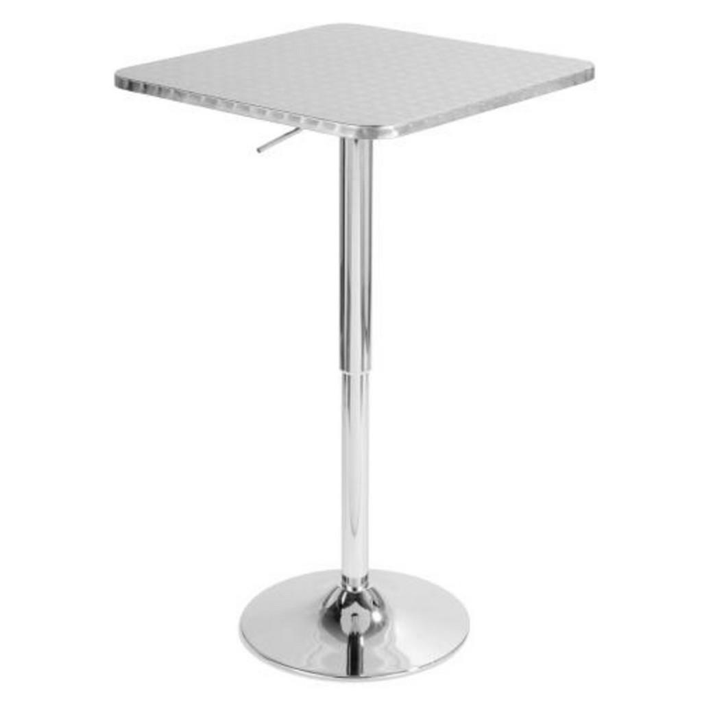 Bistro Square Bar Table - LumiSource BT-TLBISTRO23SQ