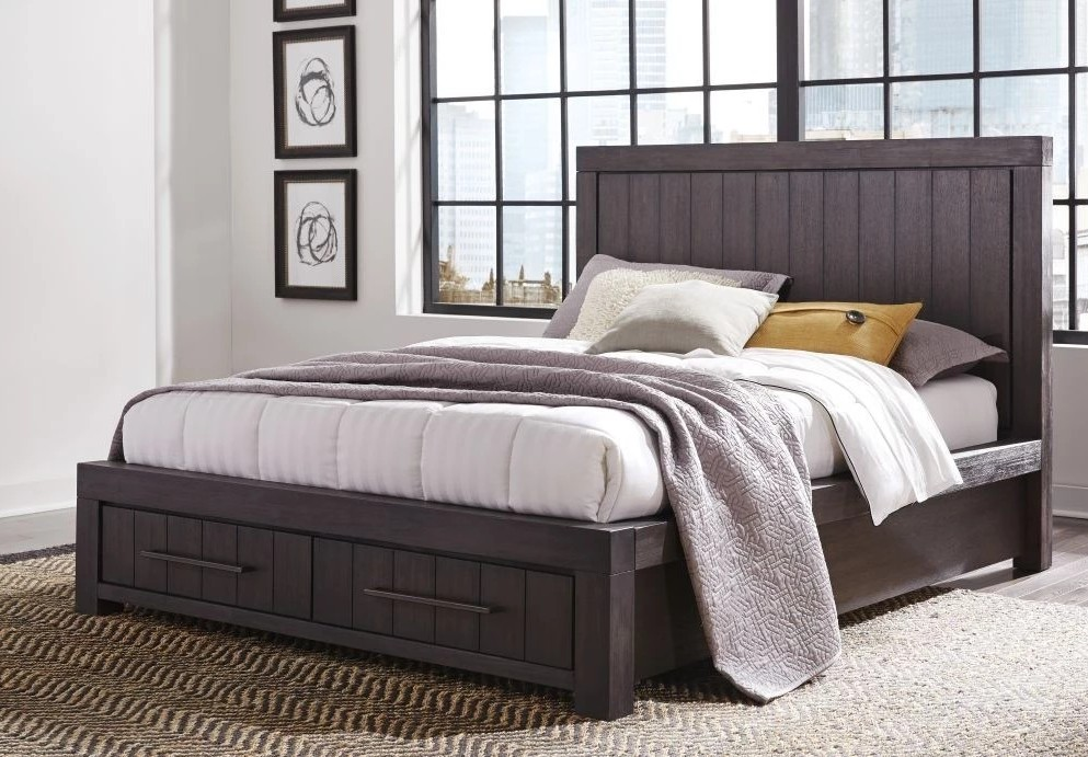 Modus Furniture Storage Bed Photo