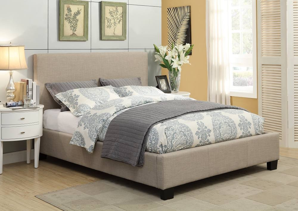 Modus California Platform Bed King