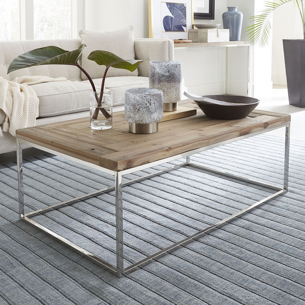 Ace Reclaimed Wood Coffee Table - Modus 6JC221