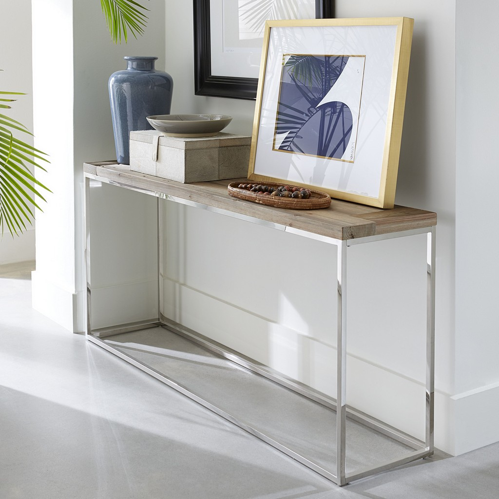 Ace Reclaimed Wood Console Table - Modus 6JC223