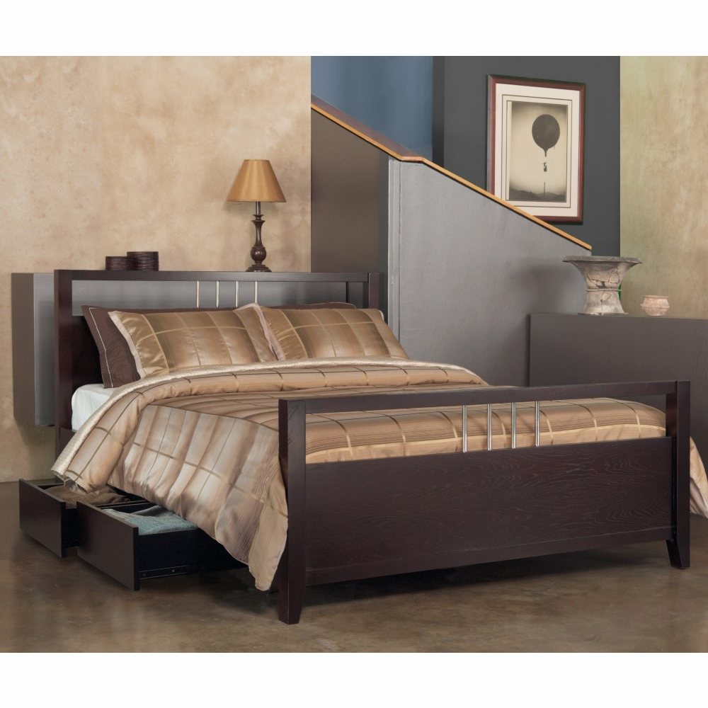 Modus California Storage Bed King Platform