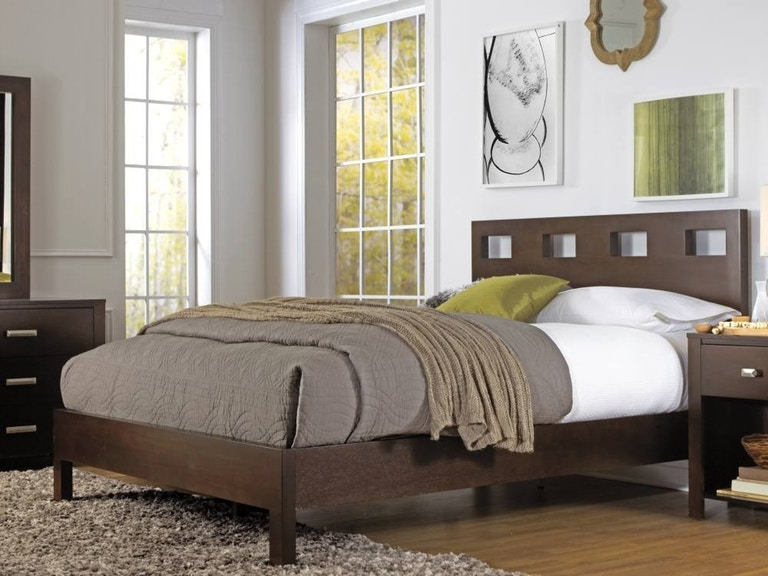 Modus California Platform Bed King