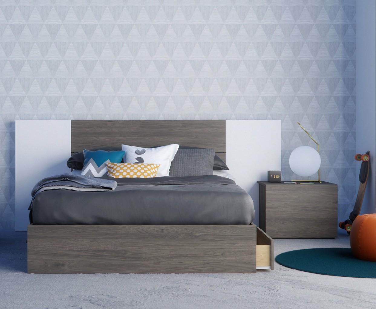 Nexera Furniture Bedroom Set White Photo