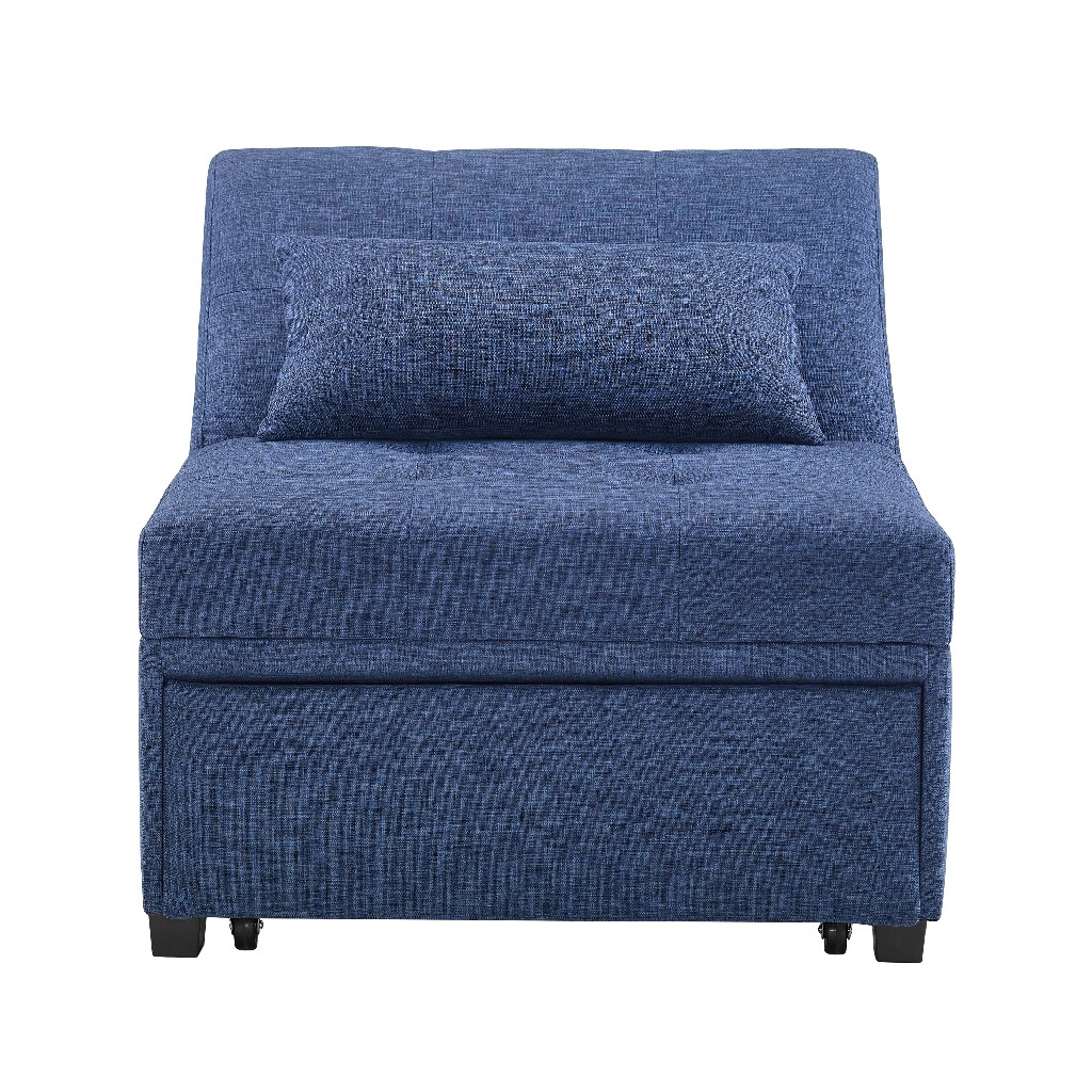 Boone Sofa Bed Blue - Powell D1099S17BL