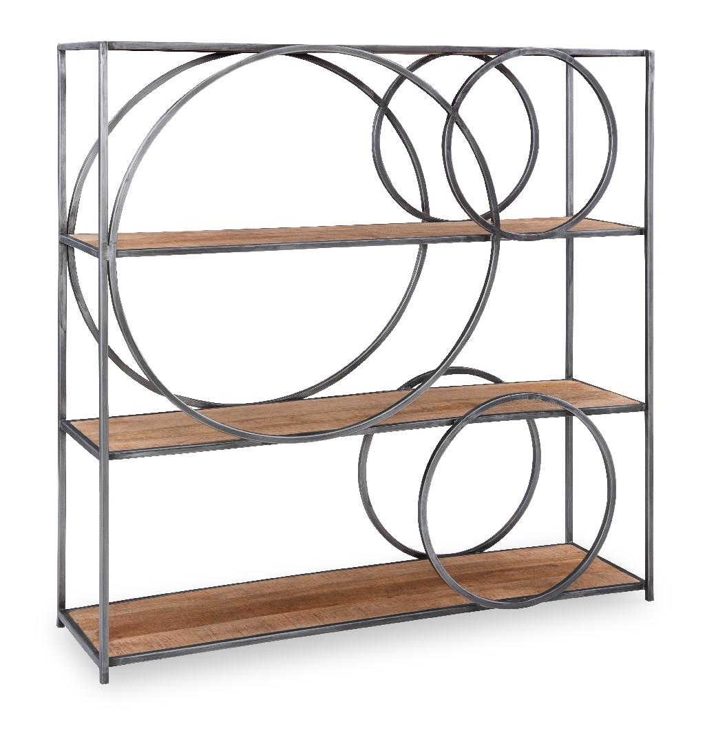 Adler Circle Bookcase - Powell D1242A19