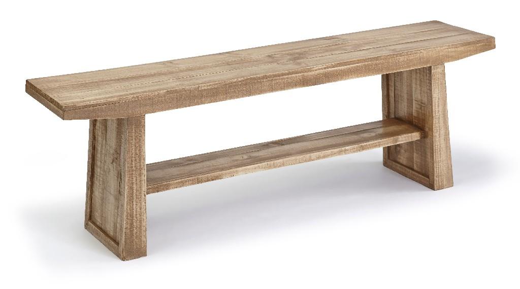 Arturo Bench in Amber - Progressive Furniture A507-41A