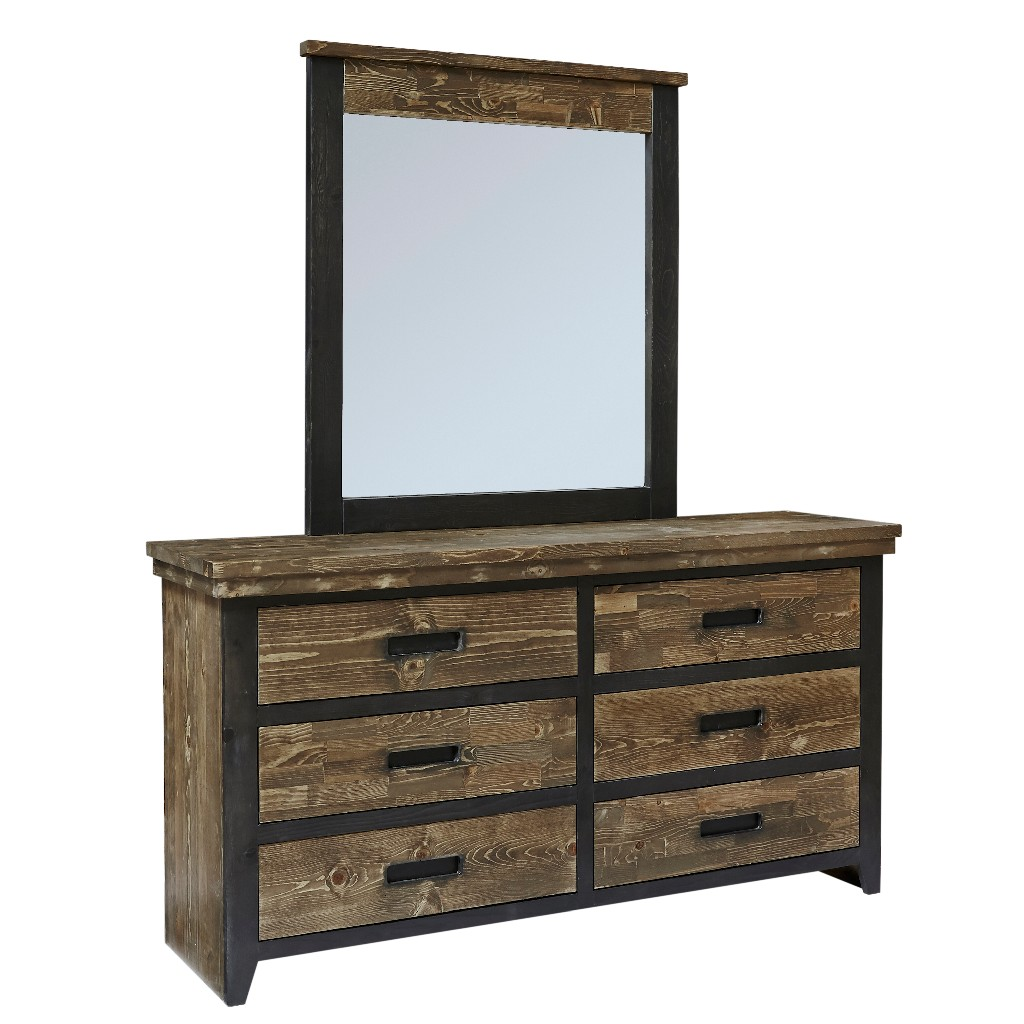 Progressive Dresser Mirror Drawer