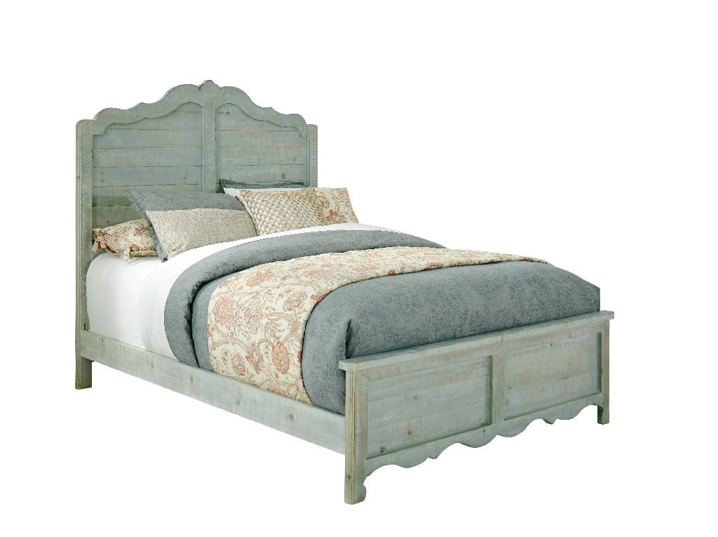 Progressive Panel Bed Queen