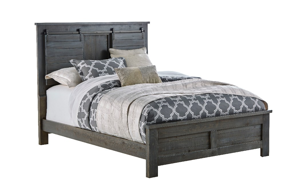 Progressive Furniture Panel Bed Queen Photo