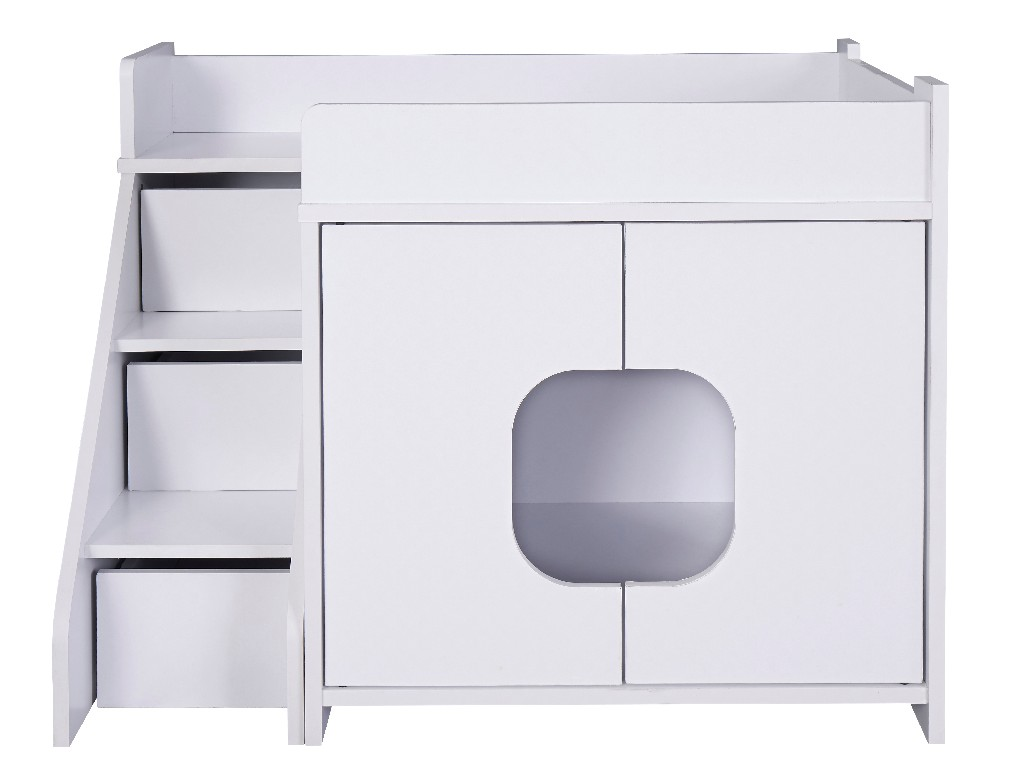 Progressive Furniture Peeta Pet House, White -  I600-40