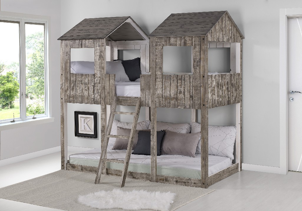 Donco Kids Tower Bunkbed