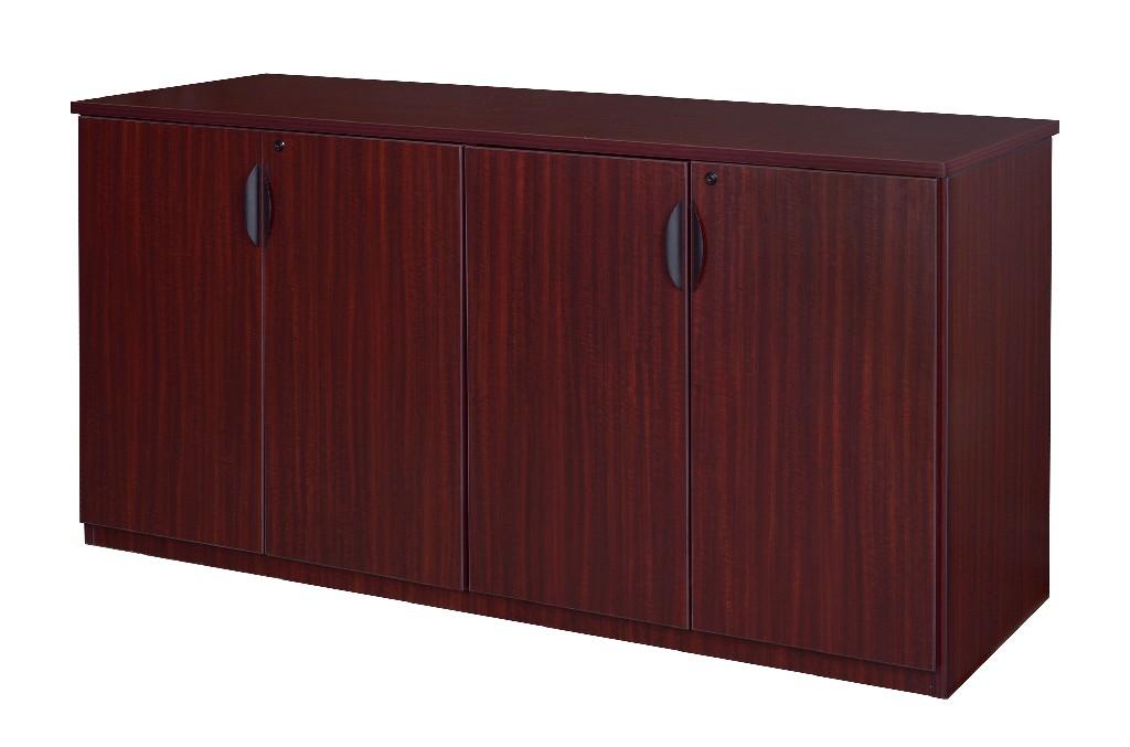 Regency Storage Cabinet Buffet Mahogany