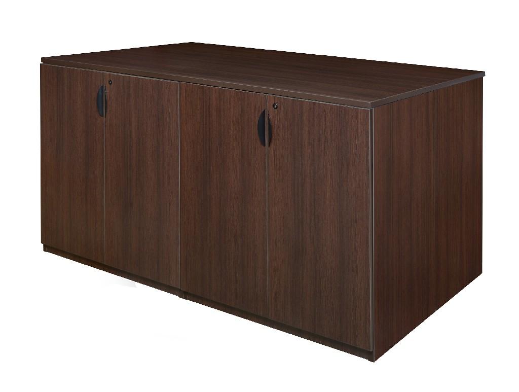 Regency Stand Up Storage Cabinet Quad Java