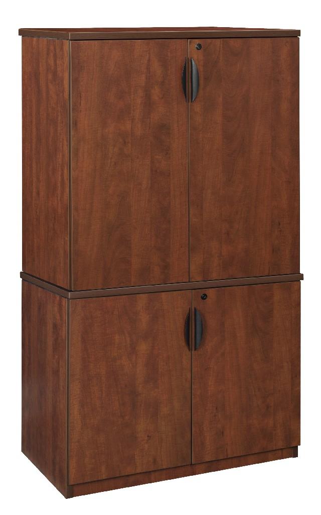 Regency Storage Cabinet Storage Cabinet Cherry