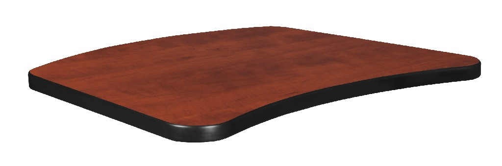 "26"" x 20"" Standard Brody Table Top in Cherry/Maple - Regency TTRC2620CHPL"