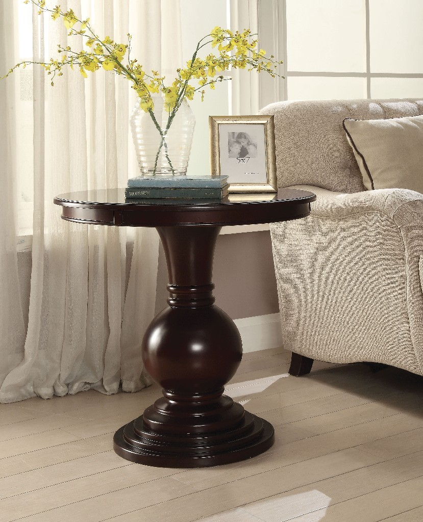 Alyx Accent Table in Espresso - Acme Furniture 82816