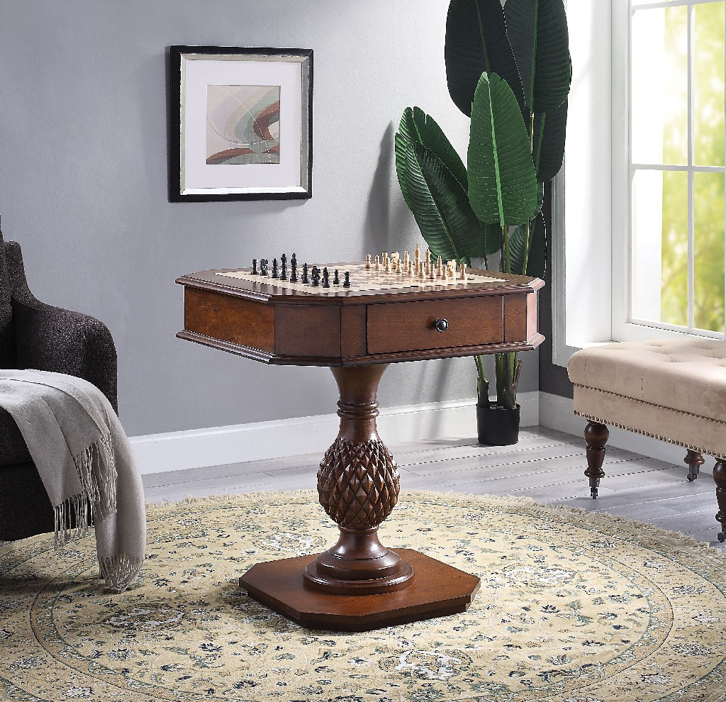 Furniture   Cherry   Table   Game