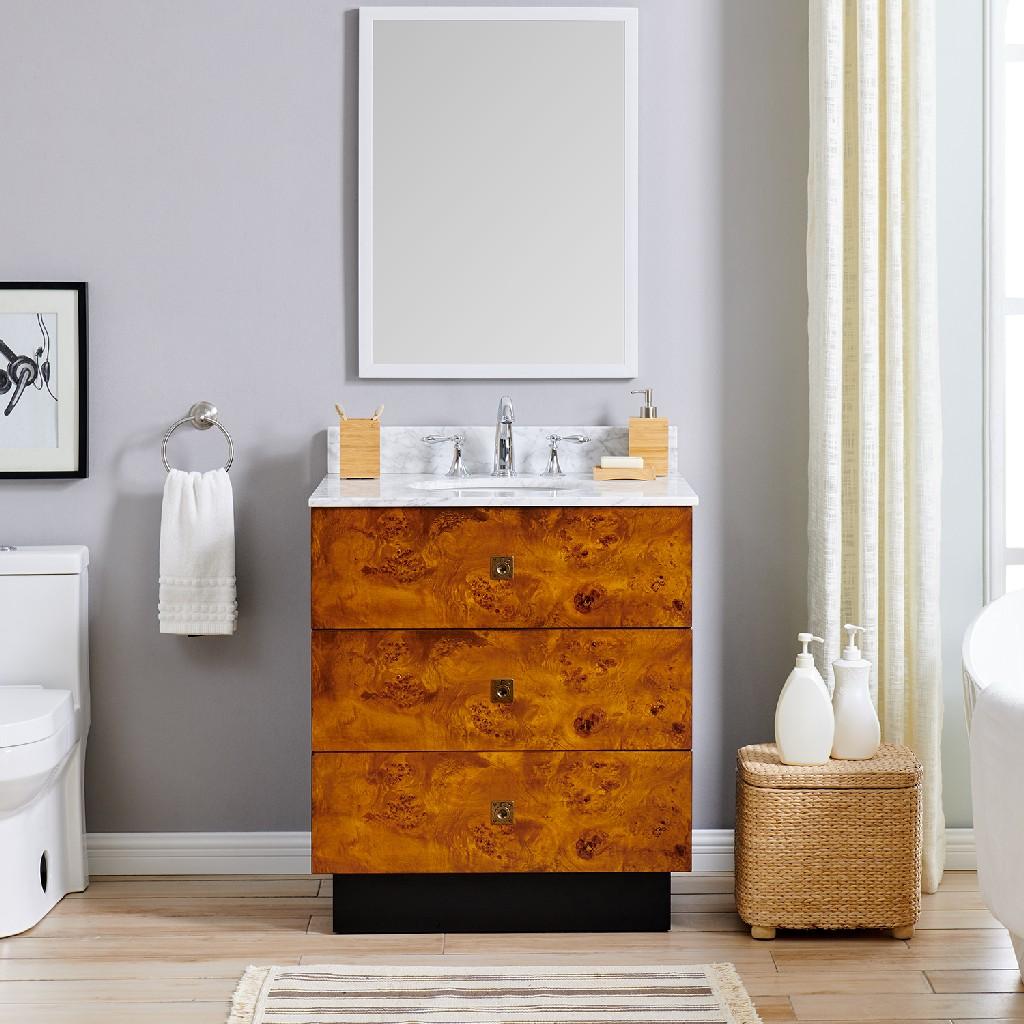 Betlow Marble Top Vanity Sink - Holly & Martin BT7895