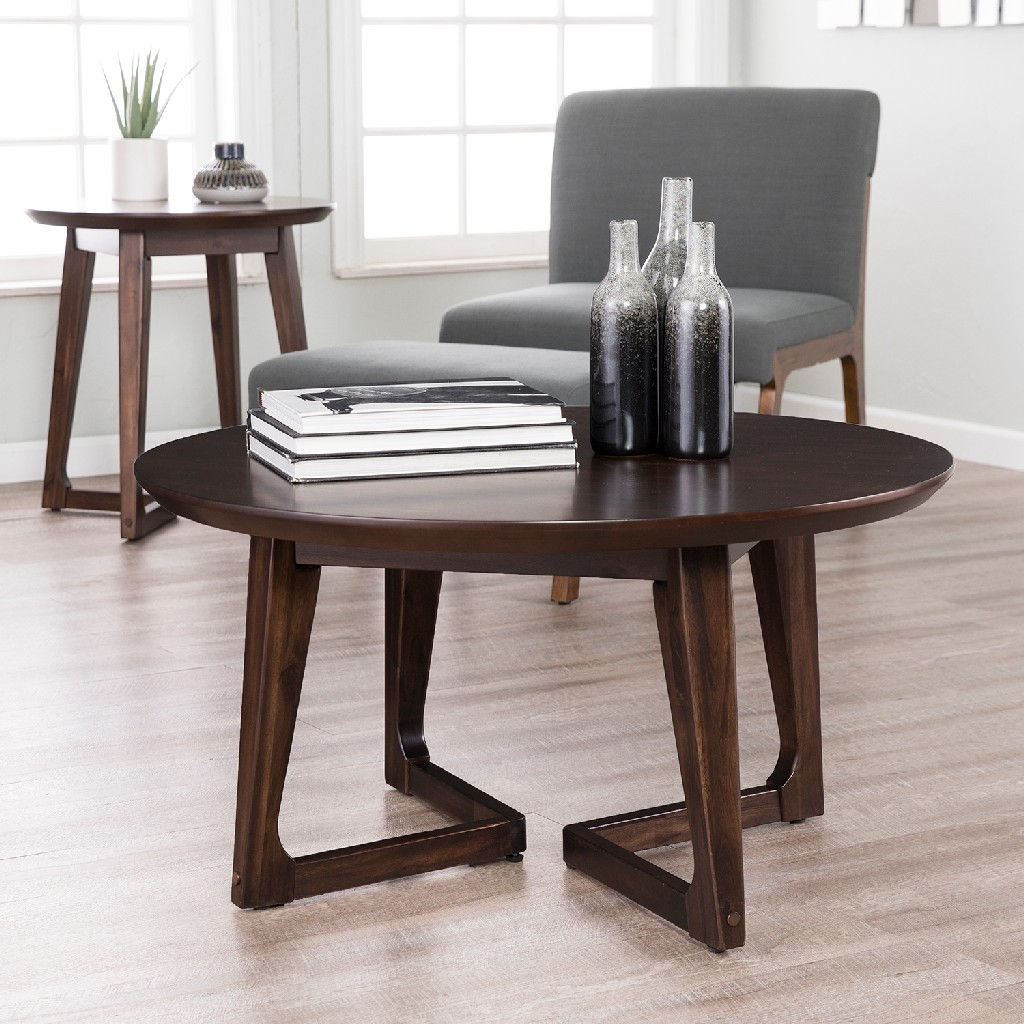 Meckland Round Cocktail Table - Holly & Martin CK8670