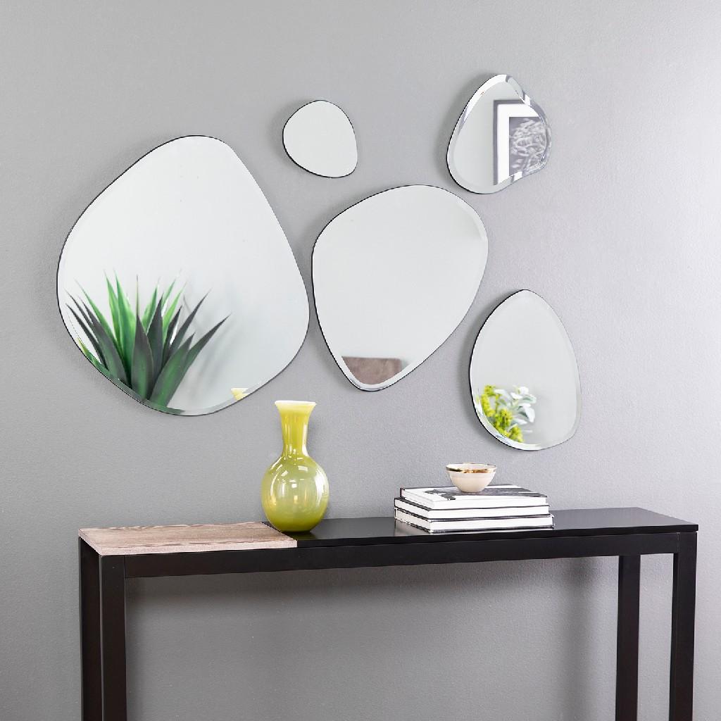 Woxsley 5pc Decorative Mirror Set - Holly & Martin WS0481
