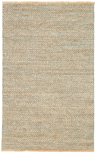 Natural   Green   Solid   Live   Area   Rug