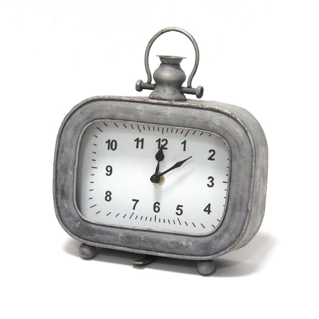 Alexander Table Clock - Stratton Home Decor S21044