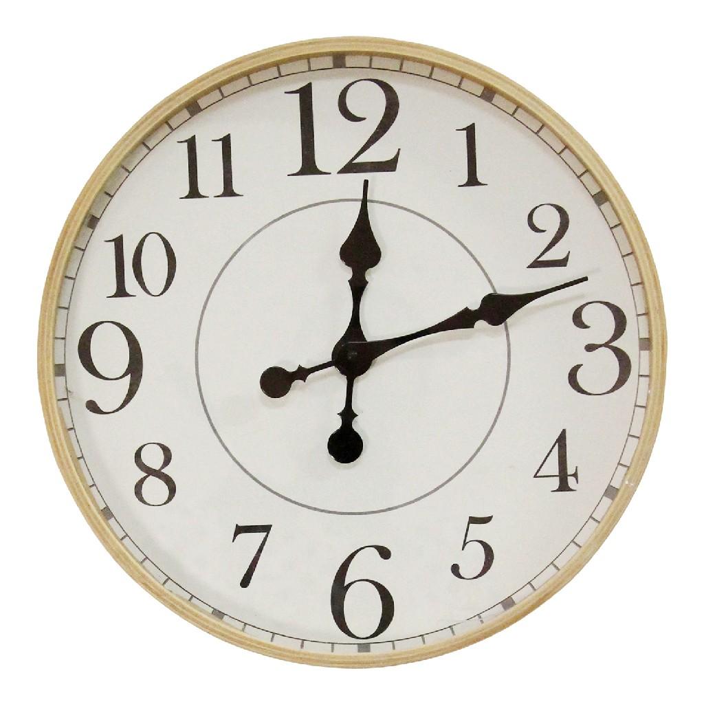 """14"""" Cooper Modern Wall Clock - Stratton Home Decor S23771"""
