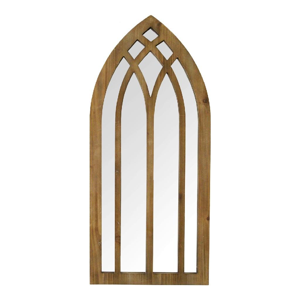 "36"" Francis Arch Wall Mirror - Stratton Home Decor S23819"