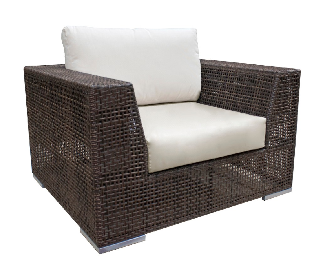 Hospitality Rattan Patio Patio Lounge Chair