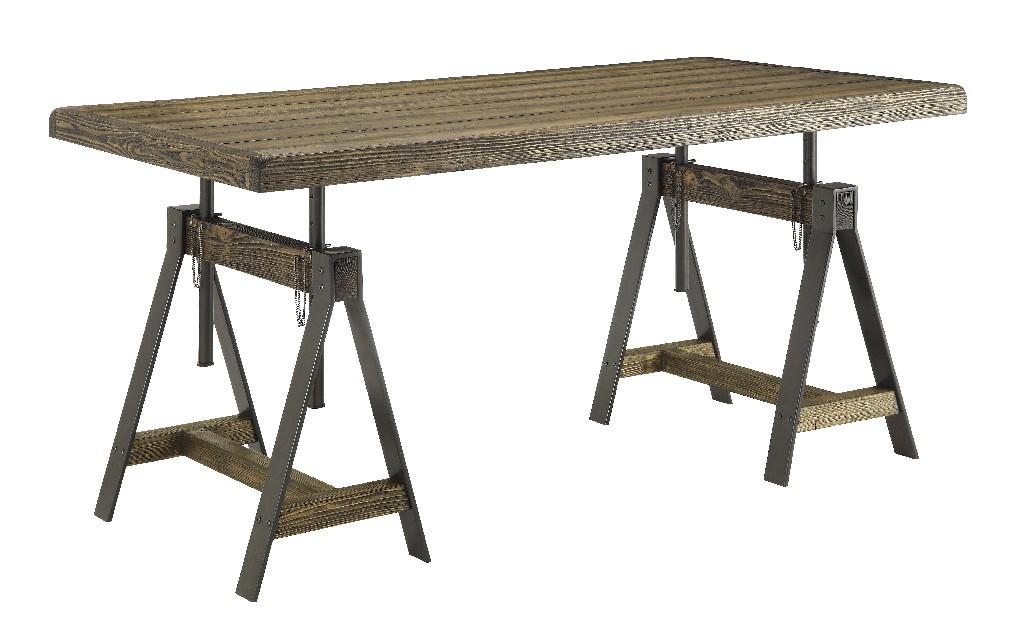 Coast To Coast Imports Adjustable Dining Table Desk