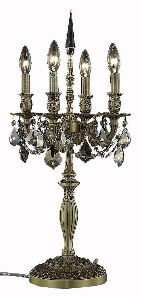 Lighting Table Lamp Light Teak