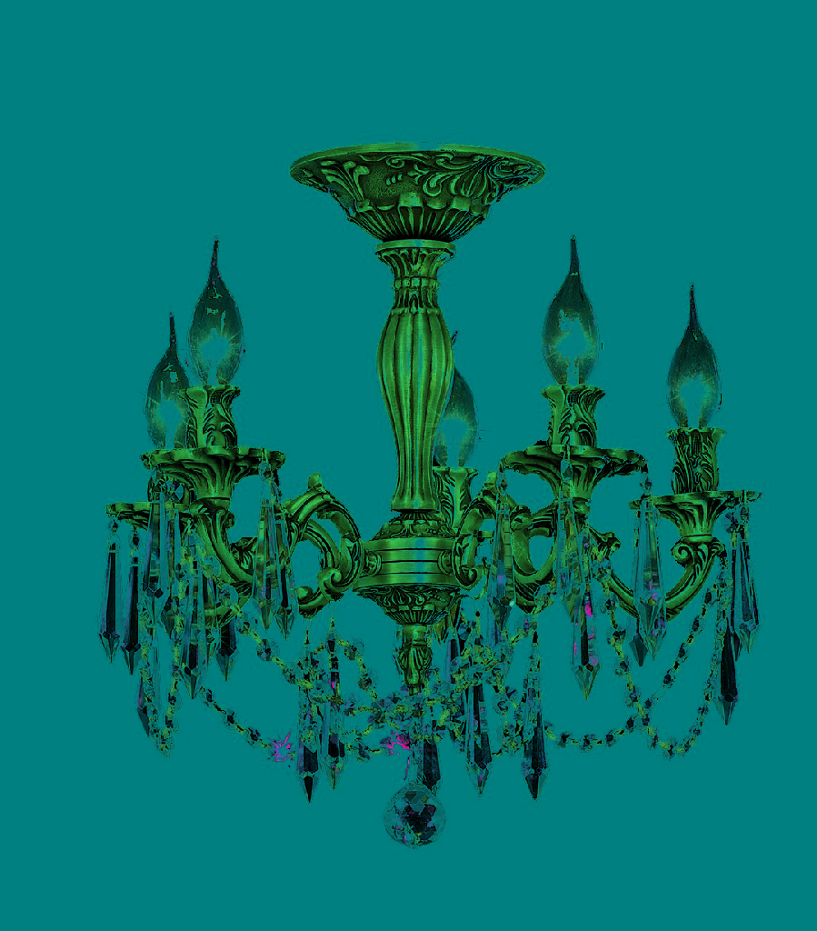 Elegant Lighting Light French Gold Flush Mount Clear Royal Cut Crystal