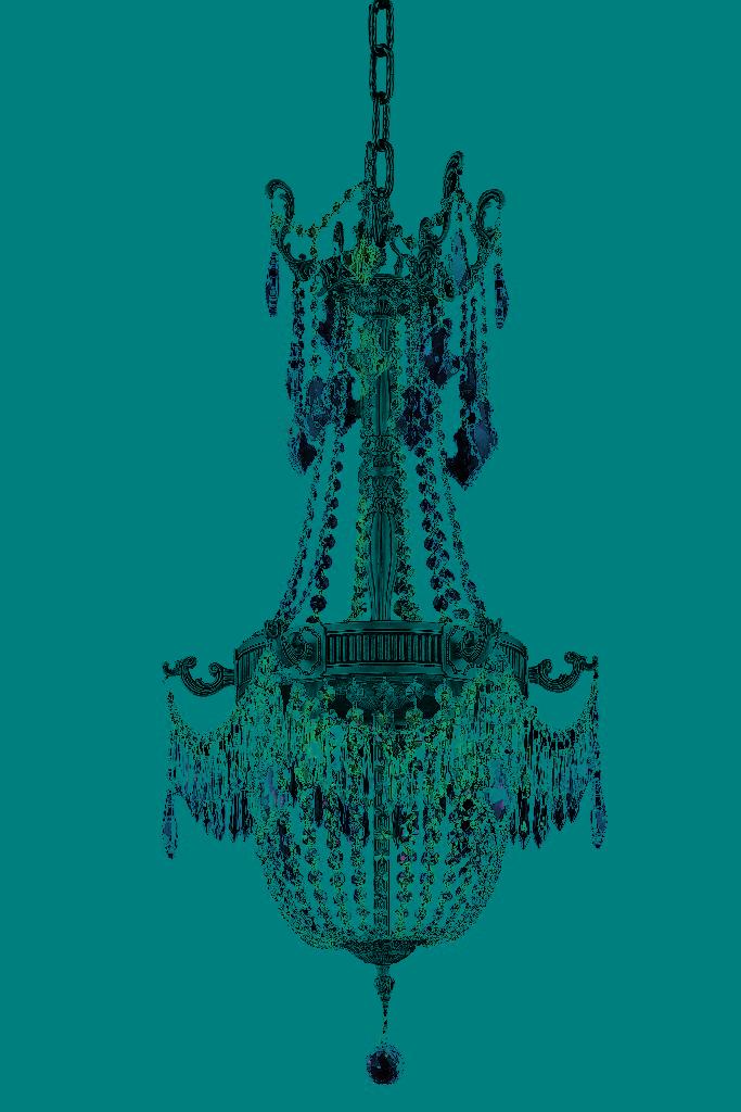 Elegant Lighting Light Pendant Clear Royal Cut Crystal