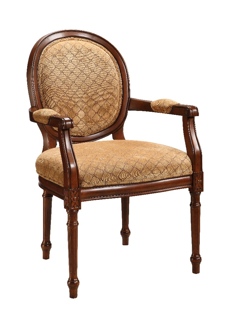Accent Chair in Warm Brown - Coast to Coast 94027