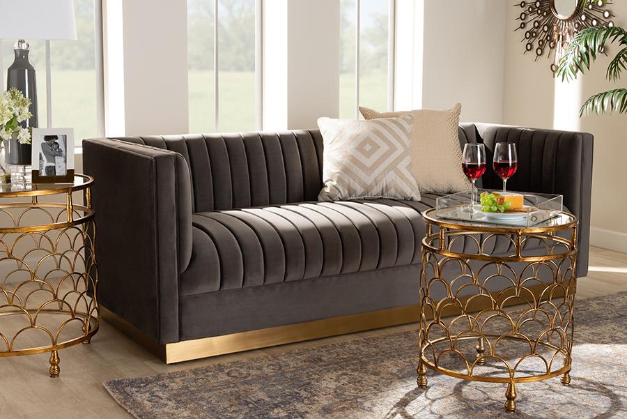 Wholesale Interiors Upholstered Sofa