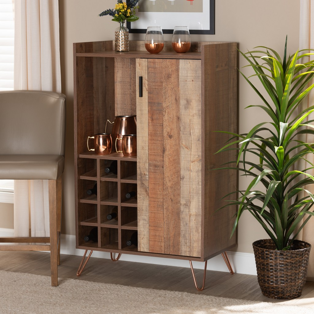 Contemporary | Wholesale | Cabinet | Storage | Modern | Finish | Metal | Brown | Wine | Rose | Wood | Gold