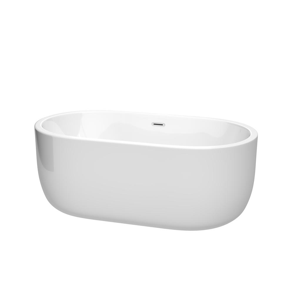 Click here for Wyndham Freestanding Bathtub