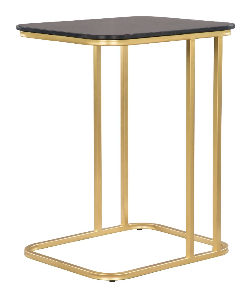 Alma C-Side Table - Zuo 101535