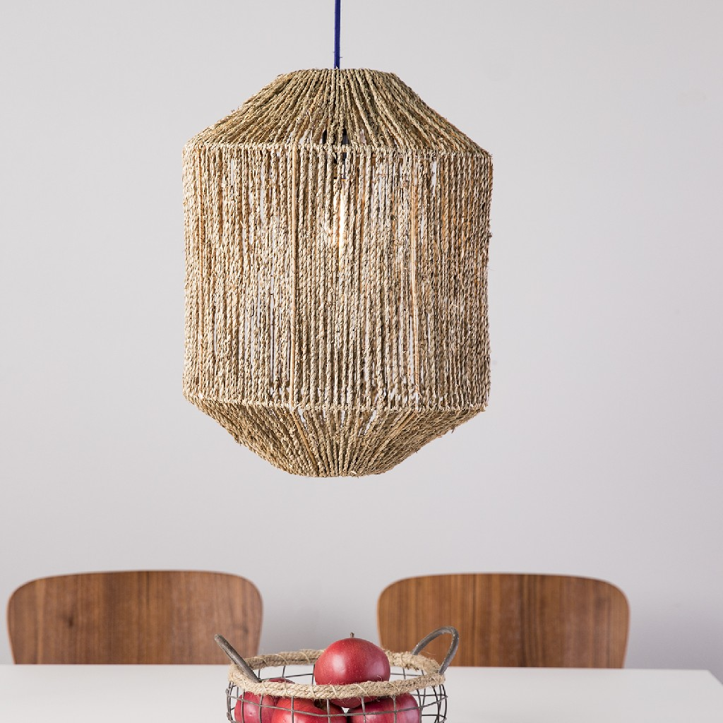 Loret Seagrass Pendant Shade - Holly & Martin LT1003