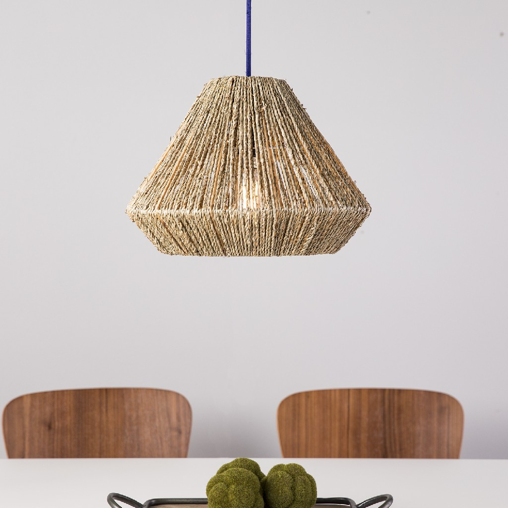 Lamont Seagrass Pendant Shade - Holly & Martin LT1004