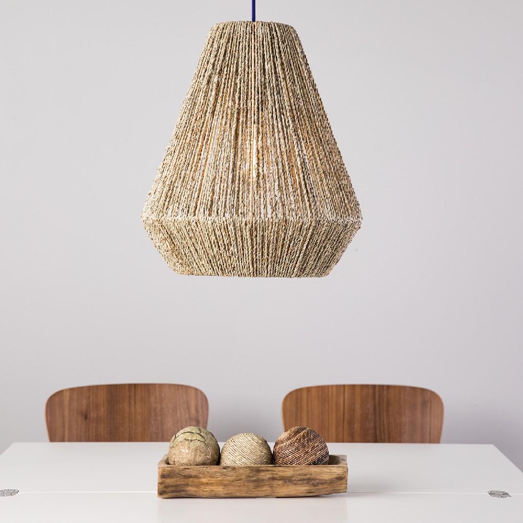 Lennat Seagrass Pendant Shade - Holly & Martin LT1006