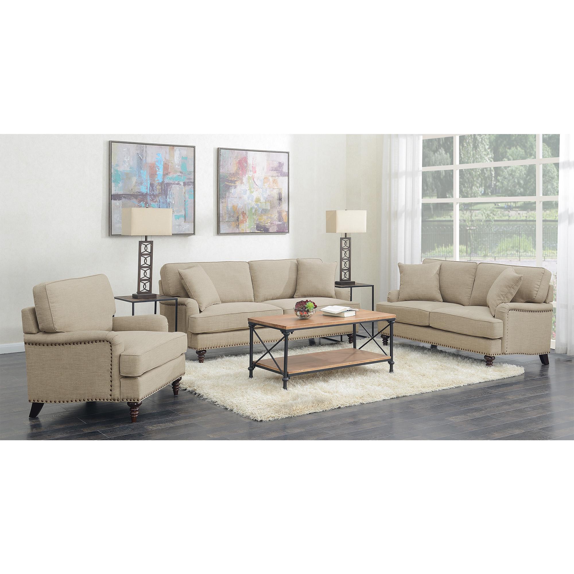 Picket House Living Room Set Sofa Loveseat Chair