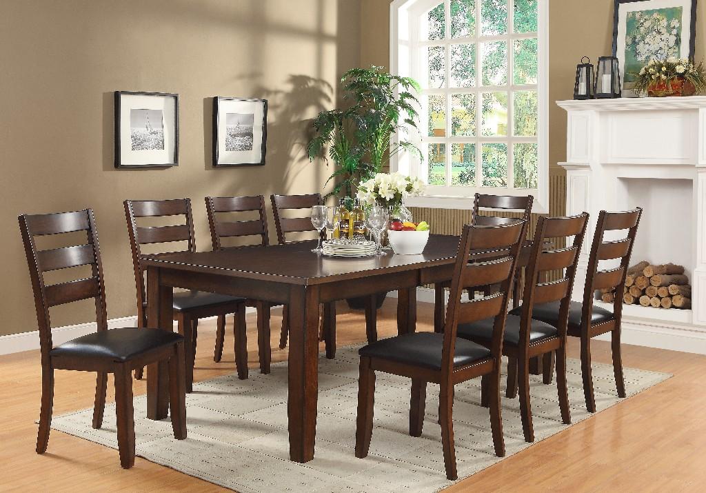 Arianna Brown Dining Table - MYCO AR728-T