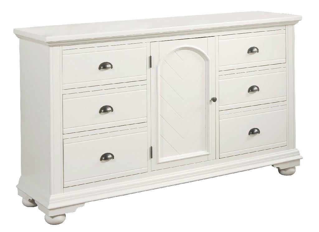 Addison White Dresser - Picket House Furnishings BP700DRW