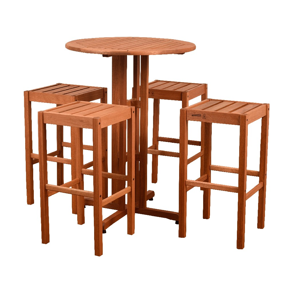 International Patio Bar Set Product Image