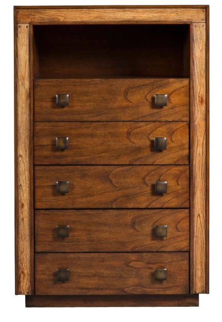 Alpine Jimbaran Bay Drawer Chest Shelf