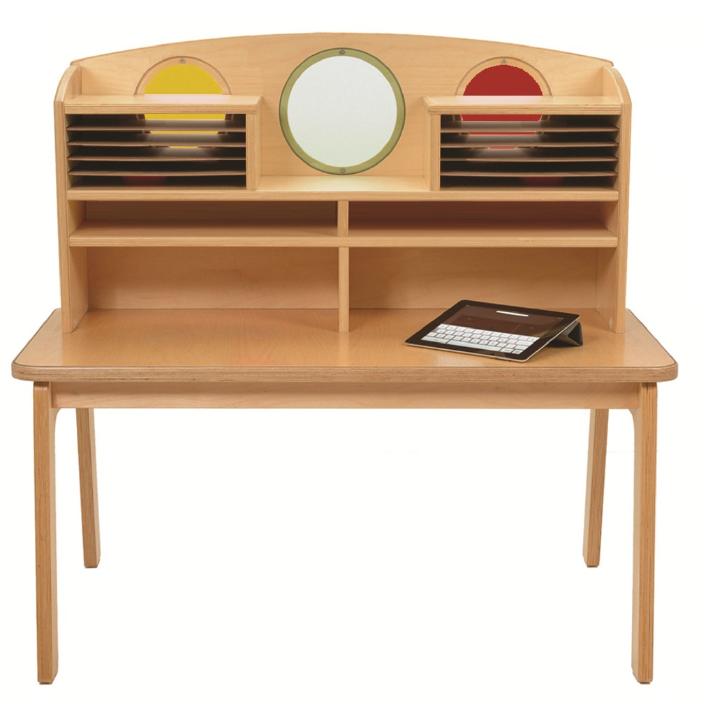 Whitney Brothers Porthole Desk