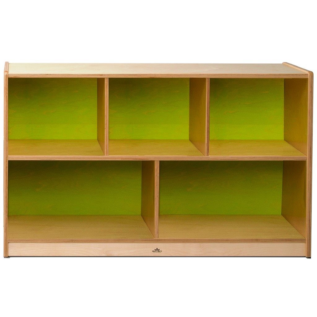 """18Mm 30"""" Standard Cabinet Green Back - Whitney Brothers CH1330G"""